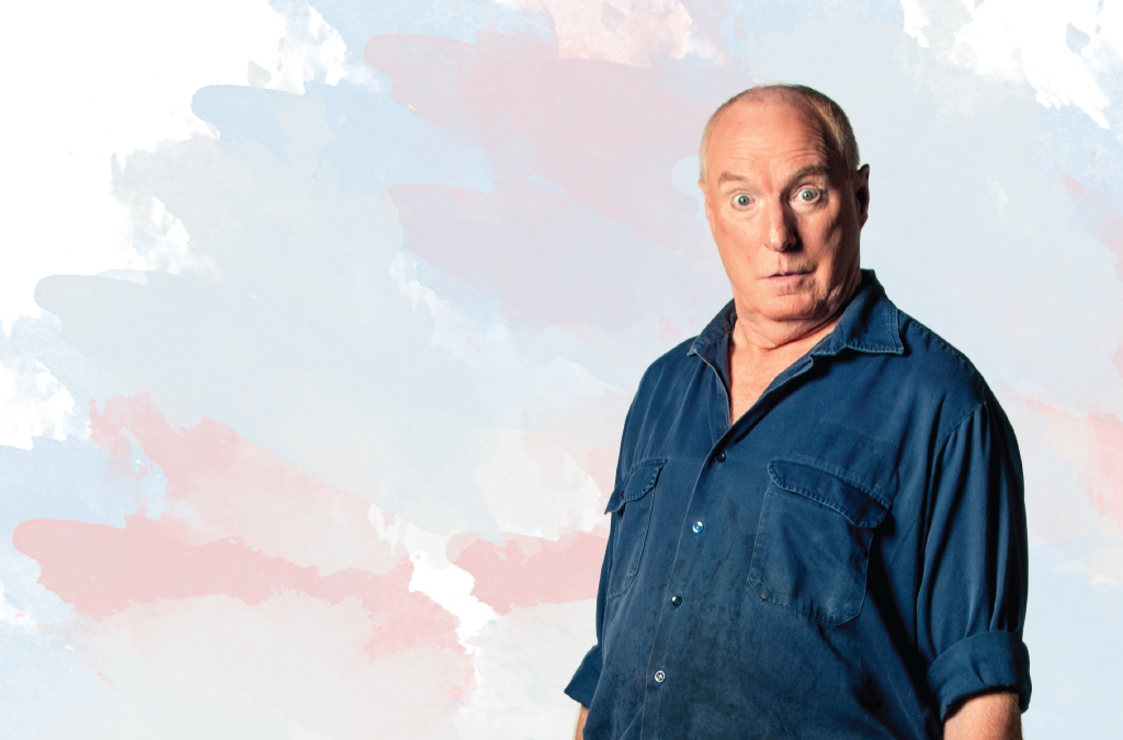 Ray Meagher: Life lessons and how a flamin' Aussie icon found his way back to Priscilla
