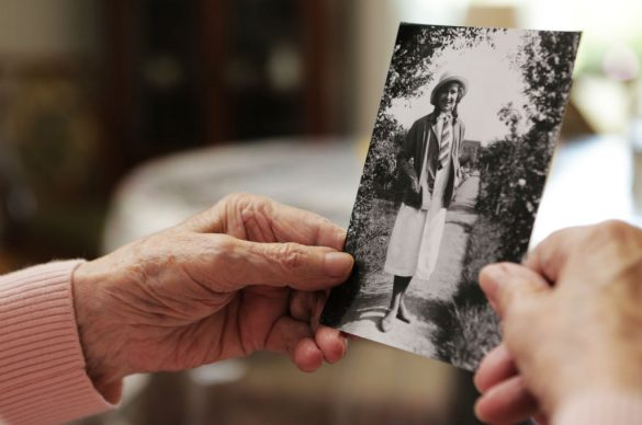 Dementia photograph