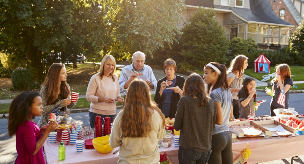 It's up to baby boomers to bring back our lost sense of community