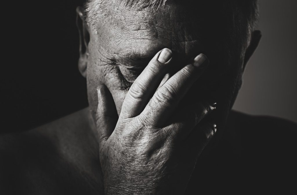 Elder abuse: David and Maggie's story