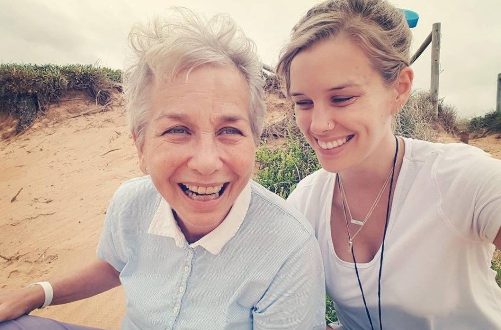 How dementia helped me learn to live in the moment