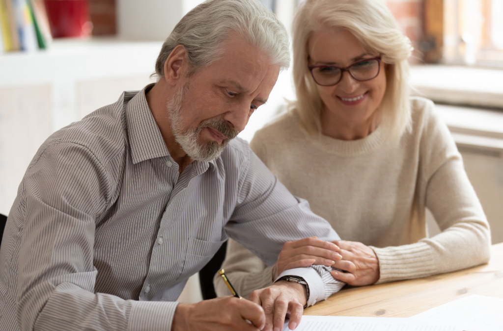 What seniors need to know about estate planning